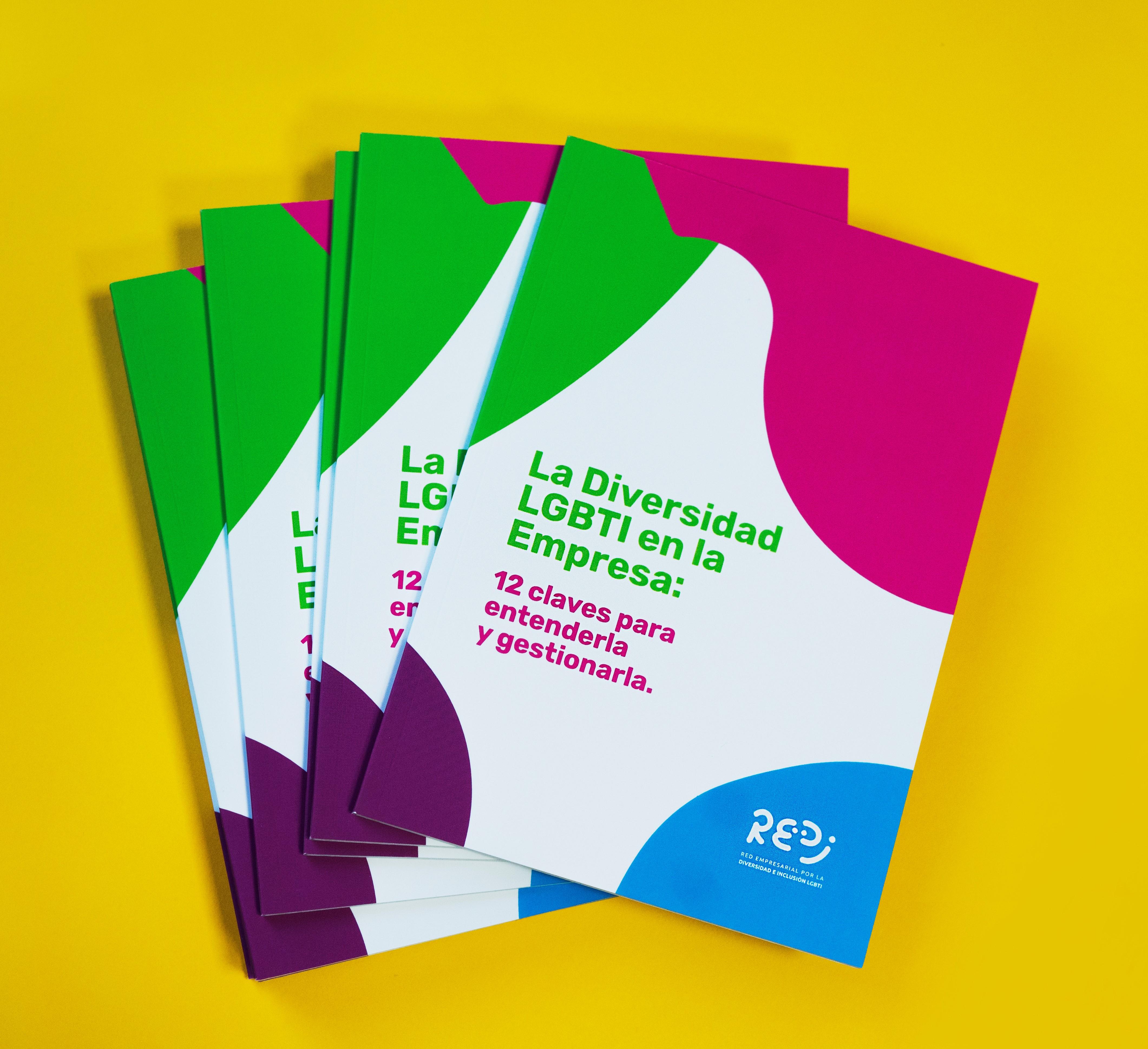 Publicación La Diversidad LGBTI en la empresa. 12 claves para entenderla.